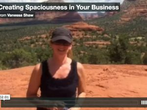 Creating Spaciousness in Your Business
