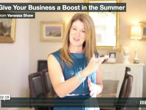 Give Your Business a Boost this Summer