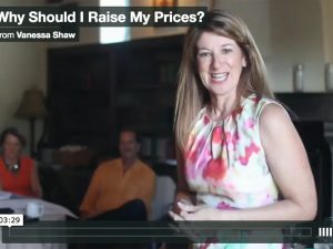 Why Should I Raise My Prices?