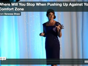 Where Will You Stop When Stepping Outside of Your Comfort Zone?