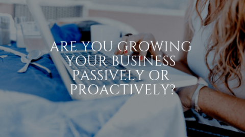 Proactive Business Growth